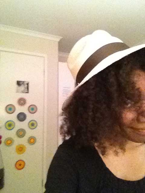 I'm wearing the crap out of this hat.