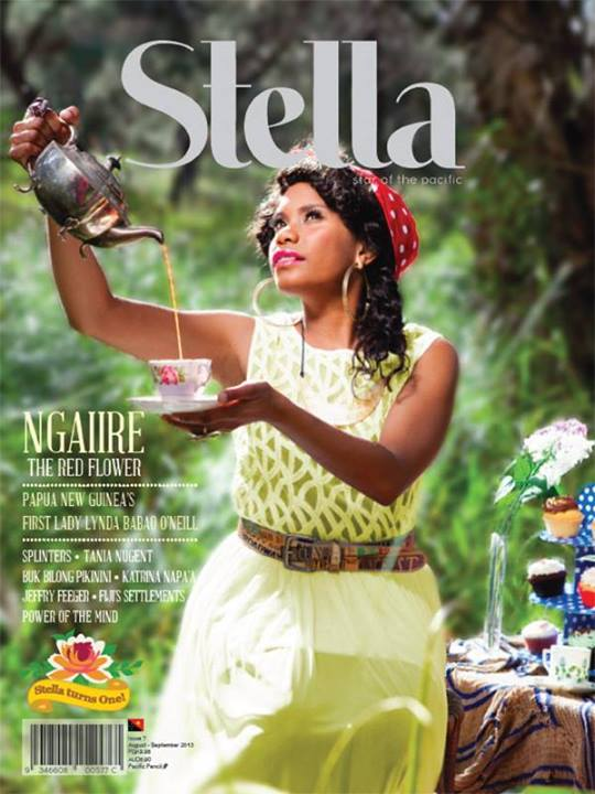 Stella cover Issue 7
