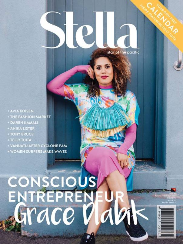 Stella Issue 15